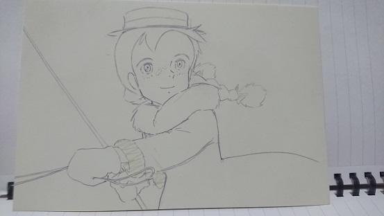 赤毛のアン.JPG